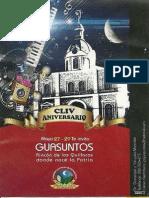 Programa de parroquialización - Guasuntos