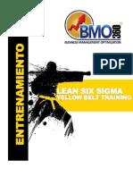Curso Lean Six Sigma Yellow Belt Training