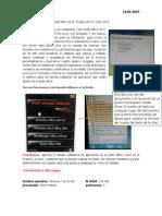 Reporte de Practica Office
