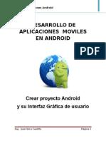 Clase Basica de Interfaz de Usuario android