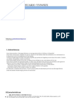 Manual de Usuario YN565EX
