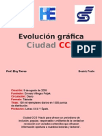 Evolución Gráfica de Ciudad CCS