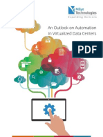 An Outlook on Automation of Virtualized Datacenter