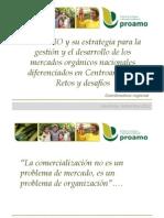 Gestión y Desarrollo de Mercados Orgánicos-PROAMO