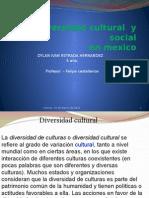 Diversidad Cultural y Social en mexico