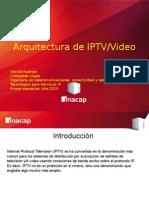 Arquitectura IpTV/video