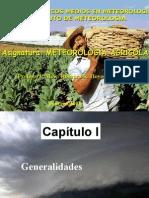Meteorología Agrícola - Capitulo I