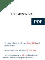 Tbc Abdominal