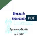 Electronica Memorias
