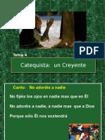(4) Catequista  creyente.ppt