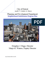 2009 Neighborhood Stabilization Plan