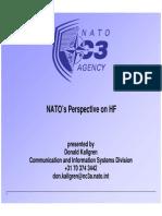 Nato HF Modem Perspective