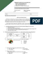 Soal Ukk Bahasa Indonesia Kelas 4 (1)