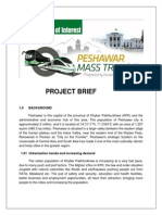 MTS Project Brief