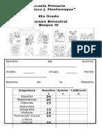 6° examen bimestral_4bim