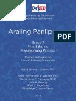 grade7aralingpanlipunanlearningmodule-130819231611-phpapp02