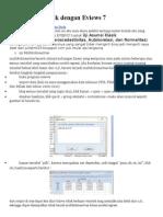 Uji Asumsi Klasik Dengan Eviews 7