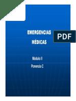 Diapositivas de Emergencias Medicas