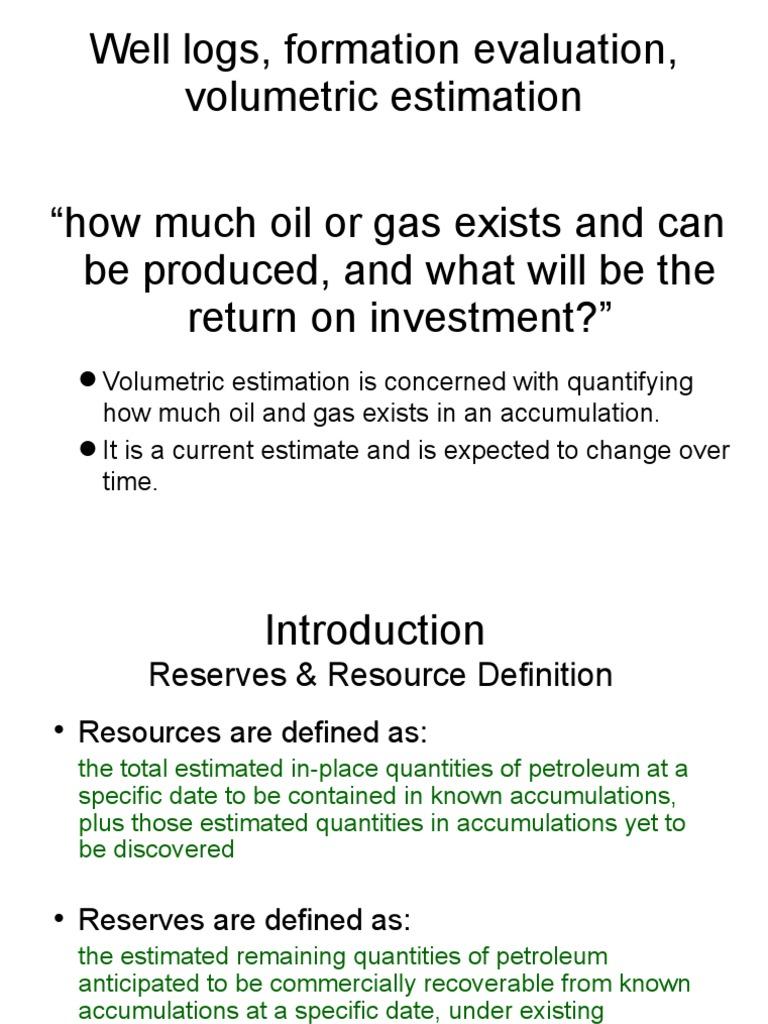 2.pab2084_volumetric estimation.pdf | petroleum reservoir | petroleum
