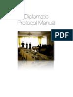 9. Diplomatic Protocol Manual