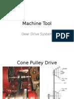 Machine Tools IPE 4
