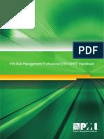 PMI RMP Handbook