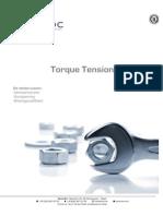 Oppervlaktebehandeling en Aanhaalmoment Torque Tension