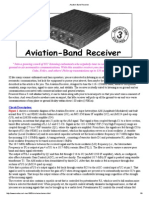 Aviation Band Receiver
