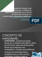 Identificacion de hardware