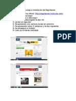 Reporte de La Descarga e Instalación de Regcleaner (Parcial 3)