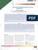 10_195Aspek Radiologi Gastrointestinal Stromal Tumor Pada Anak