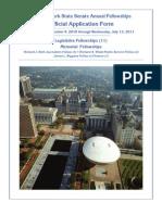 Graduate Program Application 2010