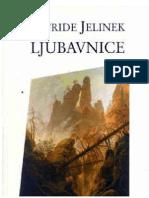 Elfriede Jelinek-Ljubavnice