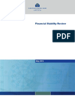 ECB - Financial Stability Review May 2015
