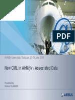 New CML in AirNav Associated Data