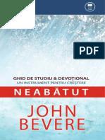 Neabatut Ghid de Studiu