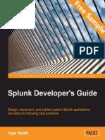 Splunk Developer's Guide - Sample Chapter