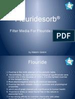 Flouride Removal