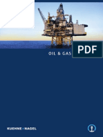Kuehne Nagel Oil and Gas Brochure