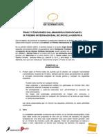 IX Convocatoria Premio Fnac-Salamandra Graphic