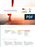 Título Especialista en Coaching Profesional