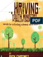 Thriving in Smaller Churches Preview