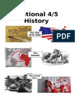 national 45 history handbook