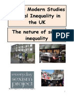 1  nature of inequality