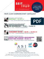 ASI Seminare