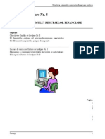 VIII. Structura Sistemului Resurselor Financiare Publice
