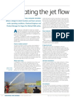 Calculating the Jet Flow
