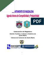 Agenda de Competitividad Magdalena