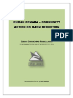 Community Action on Harm Reduction in Indonesia 2011-2014