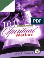 101 Weapons of Sp War-olukoya-sample